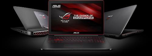 5 tiện ích trên laptop cho game thủ asus rog gl552jx - 1