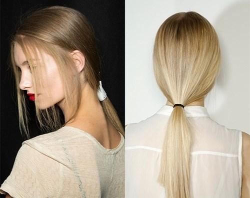 7 cách tạo kiểu tóc khiến các chàng không thể rời mắt - 9
