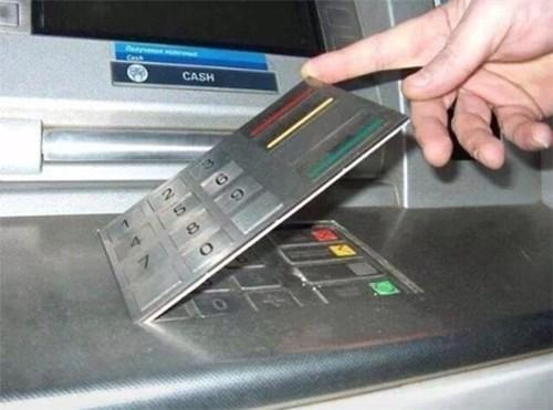 Các chiêu hack thẻ atm và cách phòng chống để không bị mất tiền oan - 5