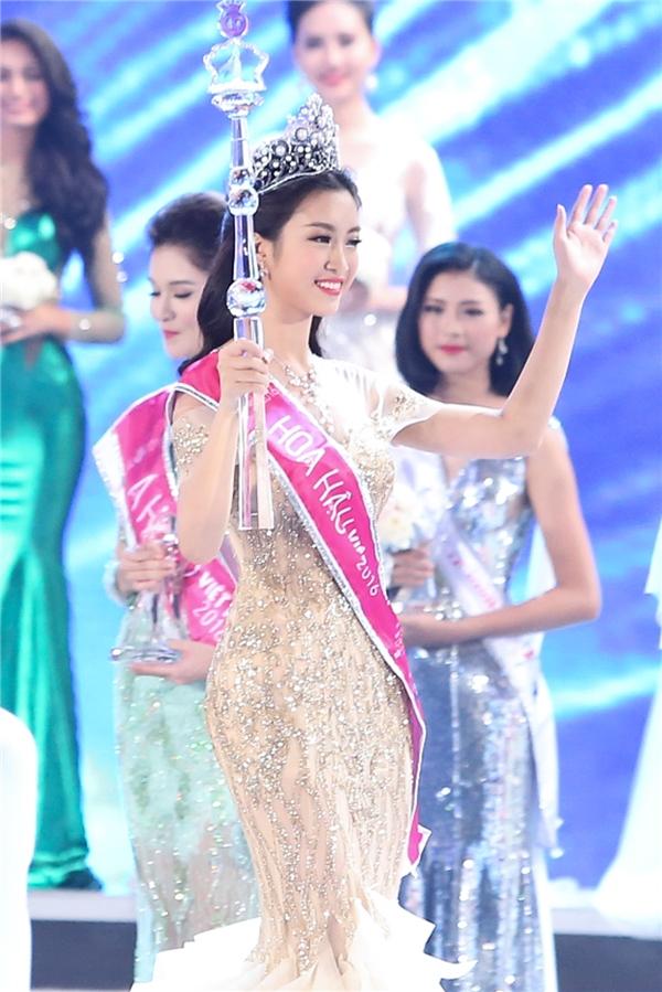 Đỗ mỹ linh đăng quang hoa hậu việt nam 2016 - 3