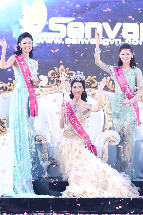 Đỗ mỹ linh đăng quang hoa hậu việt nam 2016 - 7