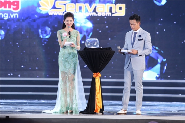 Đỗ mỹ linh đăng quang hoa hậu việt nam 2016 - 9