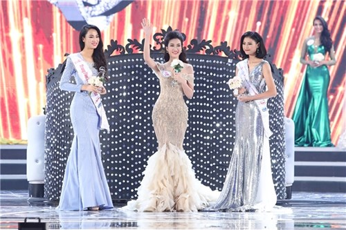 Hành trình chinh phục vương miện hhvn 2016 của mỹ linh - 9