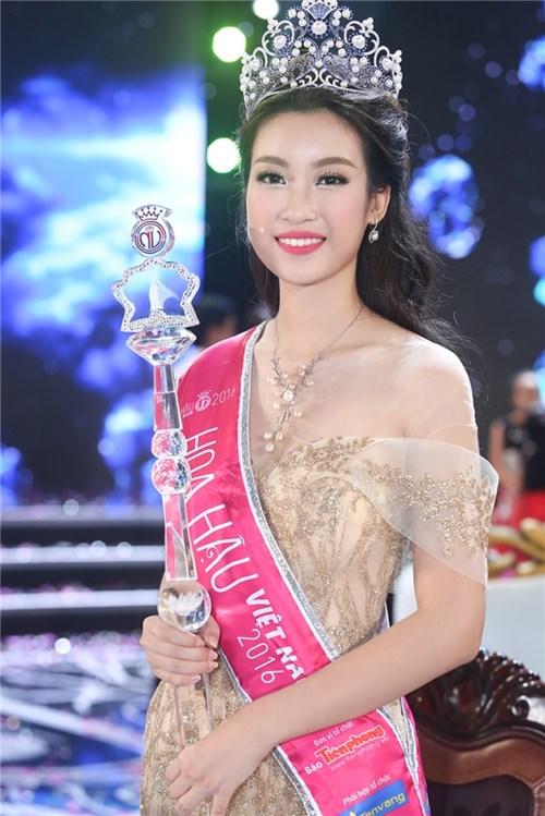 Hoa hậu mỹ linh từ đầu tôi không định tham dự hoa hậu việt nam - 2