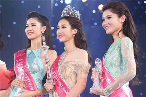 Hoa hậu mỹ linh từ đầu tôi không định tham dự hoa hậu việt nam - 3