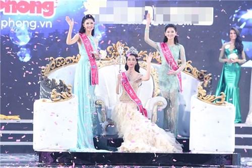 Hoa hậu mỹ linh từ đầu tôi không định tham dự hoa hậu việt nam - 4