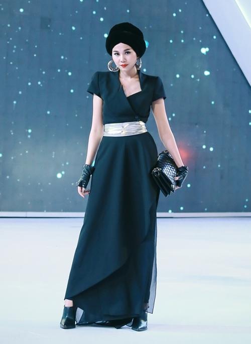 Hoa hậu thu thảo cuốn hút lấn át dàn mỹ nhân tại sự kiện - 9