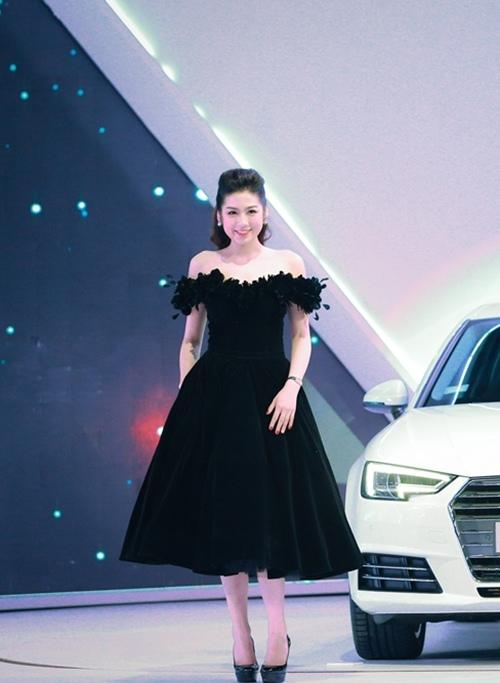 Hoa hậu thu thảo cuốn hút lấn át dàn mỹ nhân tại sự kiện - 10