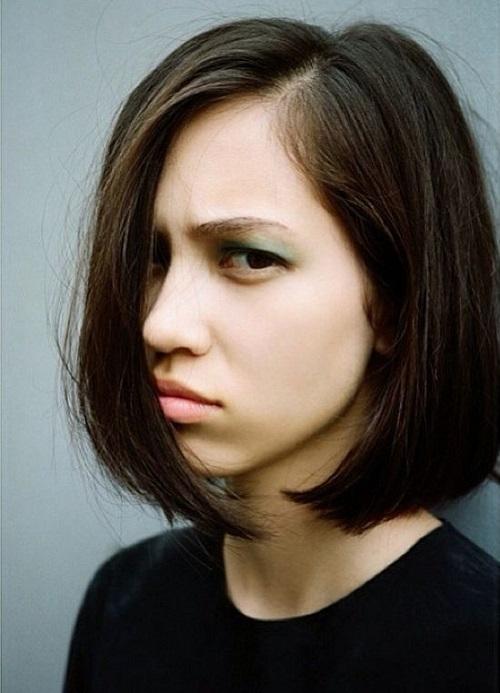 học lỏm style tóc ngắn từ 4 cô nàng hot nhất mạng xã hội - 4