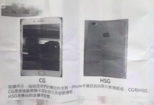 Iphone 7 sẽ có đèn flash trước giúp chụp ảnh selfie siêu đẹp - 1