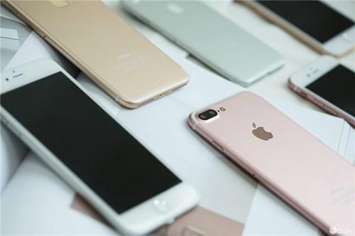 Không còn nghi ngờ gì nữa đây chính là cặp đôi iphone 7 7 plus - 7