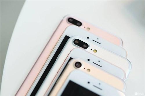 Không còn nghi ngờ gì nữa đây chính là cặp đôi iphone 7 7 plus - 8