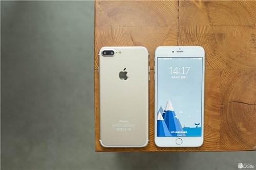 Không còn nghi ngờ gì nữa đây chính là cặp đôi iphone 7 7 plus - 15