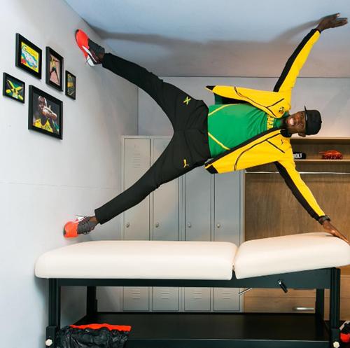 Kinh ngạc 17 bức ảnh chụp những vận động viên kì dị nhất olympic - 8
