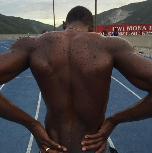 Kinh ngạc 17 bức ảnh chụp những vận động viên kì dị nhất olympic - 14
