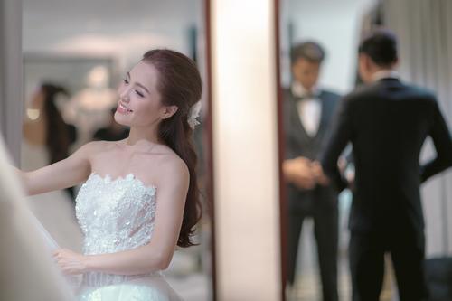 Linh phi thử áo cưới bồng bềnh như mây - 2