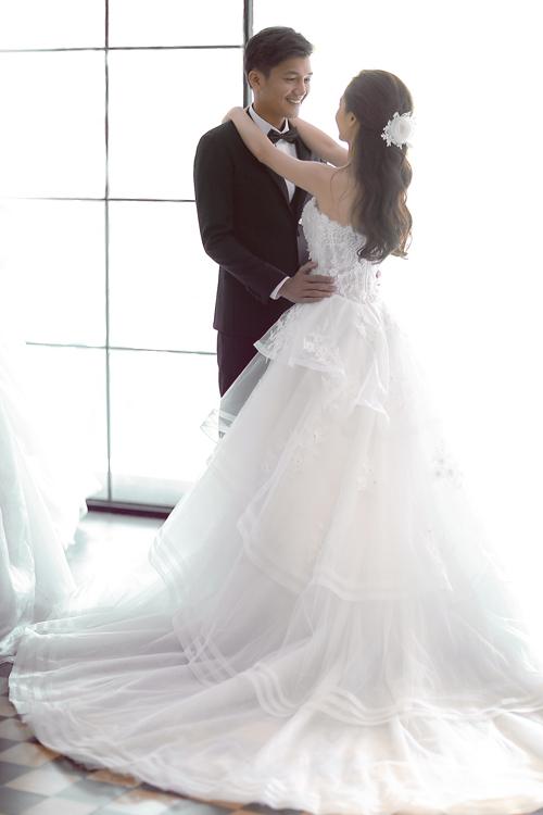 Linh phi thử áo cưới bồng bềnh như mây - 3