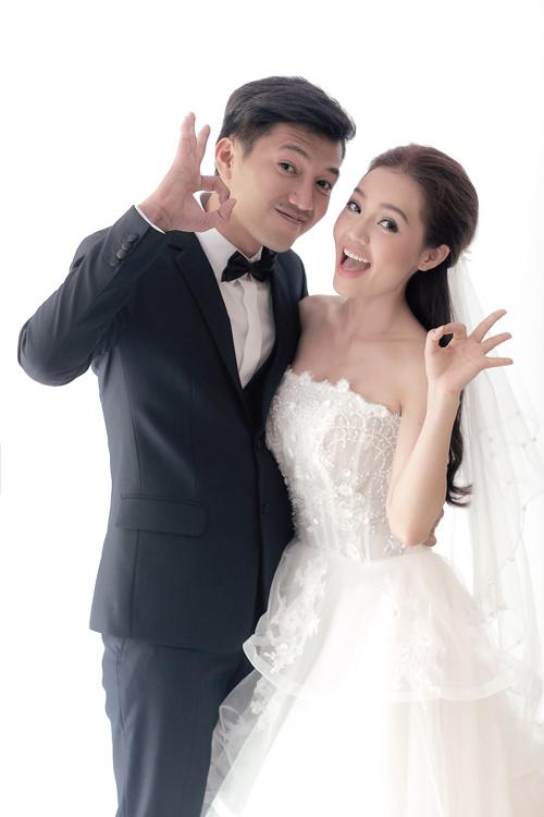 Linh phi thử áo cưới bồng bềnh như mây - 4