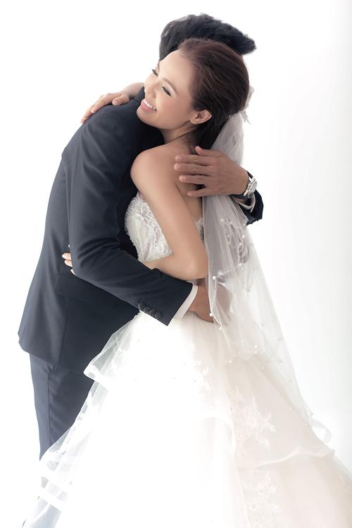 Linh phi thử áo cưới bồng bềnh như mây - 5