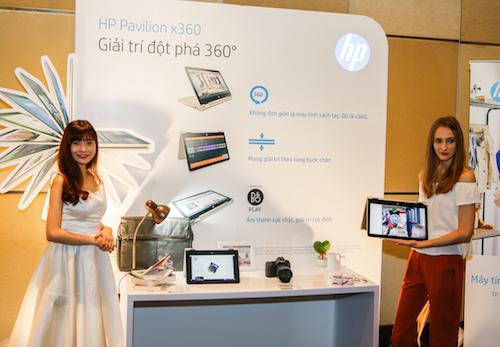 loạt laptop pavilion mới giá từ 11 triệu đồng tại việt nam - 1