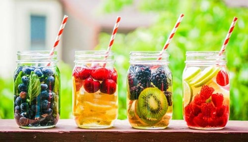 Muốn khỏe đẹp hãy uống thêm một ly nước mỗi ngày - 1