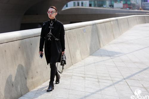 Ngắm street style của những thiên thần nhỏ tại seoul fw - 1