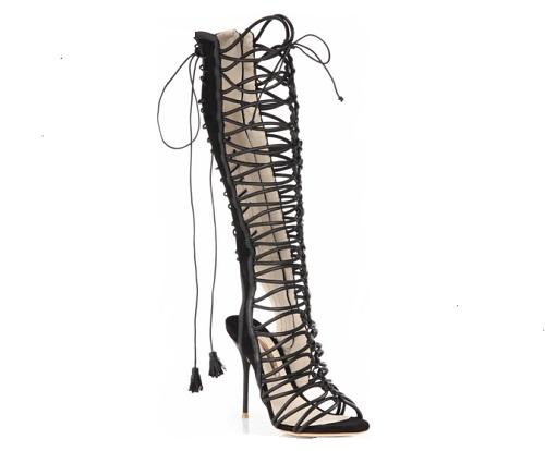 Rộ cơn sốt đôi giày giúp chị em ăn gian chiều cao - 9