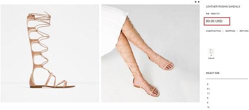 Rộ cơn sốt đôi giày giúp chị em ăn gian chiều cao - 13