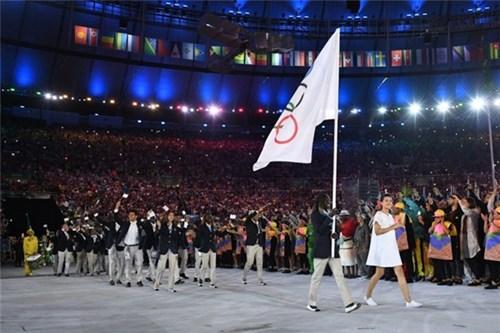 Thế giới sốt với cô gái tị nạn syria lập kì tích tại olympic rio 2016 - 2