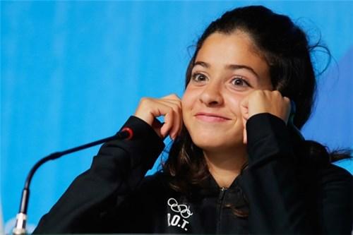 Thế giới sốt với cô gái tị nạn syria lập kì tích tại olympic rio 2016 - 3