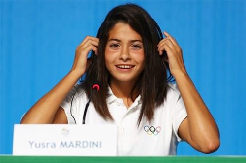 Thế giới sốt với cô gái tị nạn syria lập kì tích tại olympic rio 2016 - 1