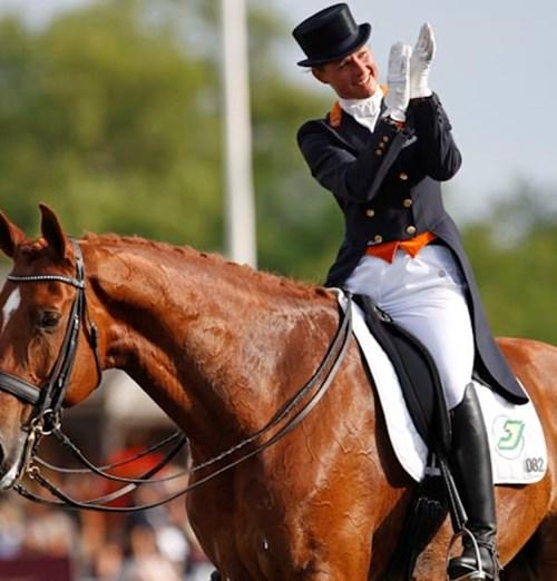 Vận động viên đoạt huy chương vàng đã rút khỏi olympic để cứu chú ngựa - 4