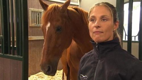 Vận động viên đoạt huy chương vàng đã rút khỏi olympic để cứu chú ngựa - 5