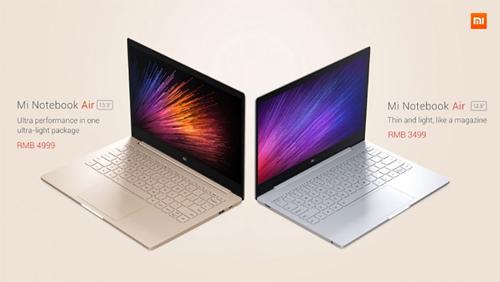 xiaomi ra laptop siêu mỏng nhẹ giá chỉ từ hơn 11 triệu đồng - 1