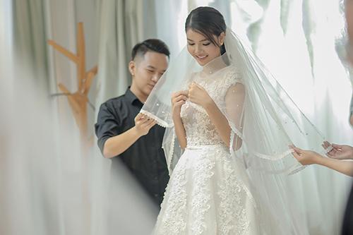 Mạc hồng quân chịu chi mua 4 váy cưới cho kỳ hân - 3
