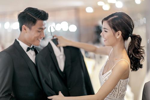 Mạc hồng quân chịu chi mua 4 váy cưới cho kỳ hân - 6