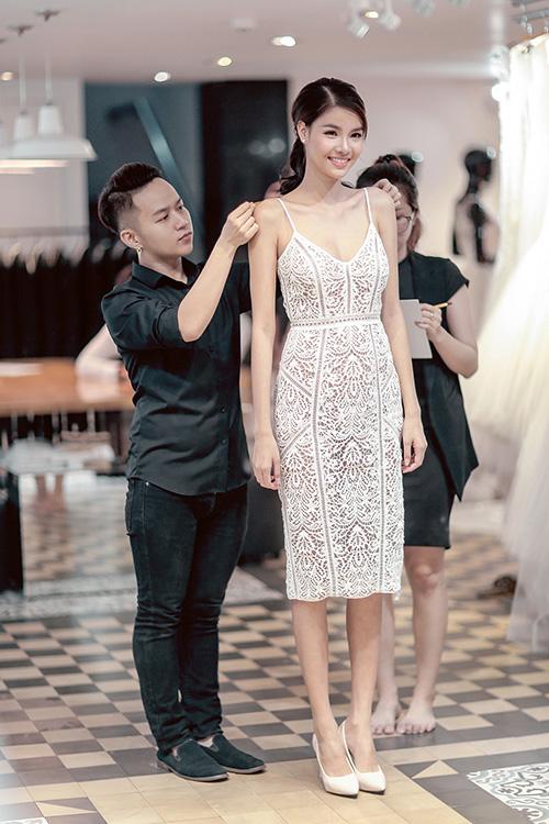Mạc hồng quân chịu chi mua 4 váy cưới cho kỳ hân - 5