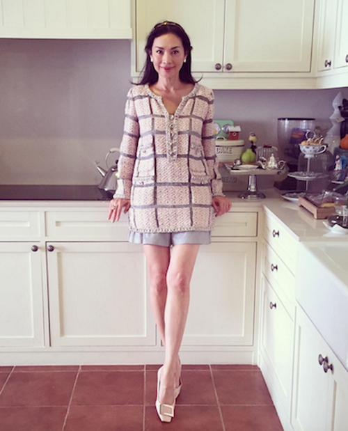Thời trang xa xỉ của nữ tỷ phú 52 tuổi hot nhất thái lan - 9