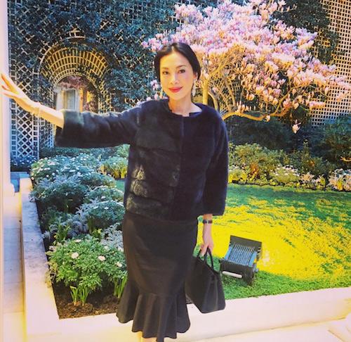 Thời trang xa xỉ của nữ tỷ phú 52 tuổi hot nhất thái lan - 13