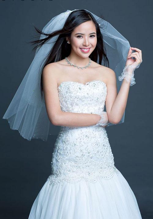 trang điểm cô dâu thành công là phải phù hợp với chú rể - 2
