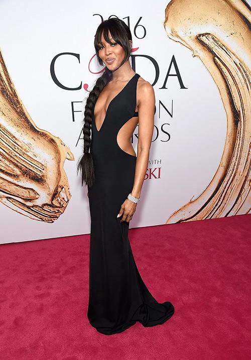 Váy xẻ gợi cảm bị thất sủng trên thảm đỏ cfda awards 2016 - 4