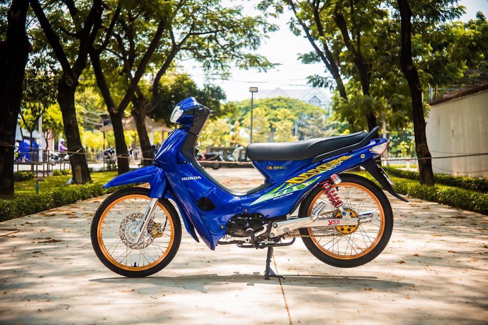 Honda wave độ style thái lan đầy phong cách và ấn tượng - 1