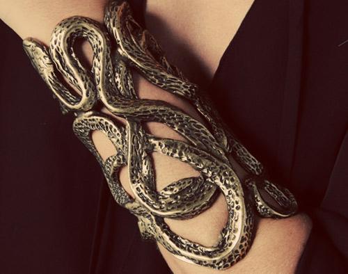 Sức mạnh của trang sức hình rắn - 2