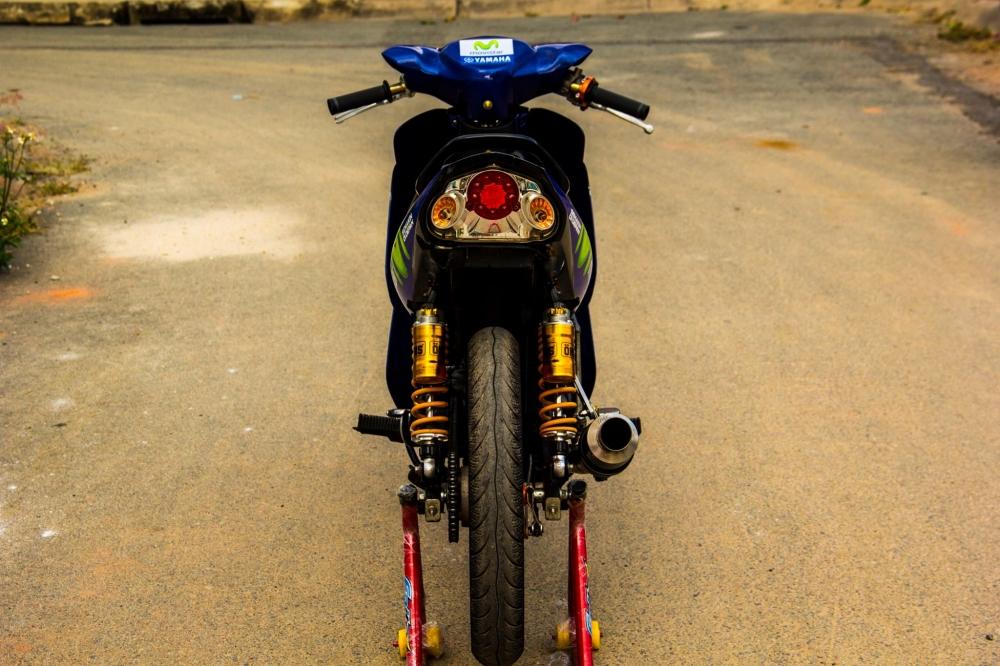 Yamaha jupiter phiên bản movistar độ phong cách xe chạy sân - 6