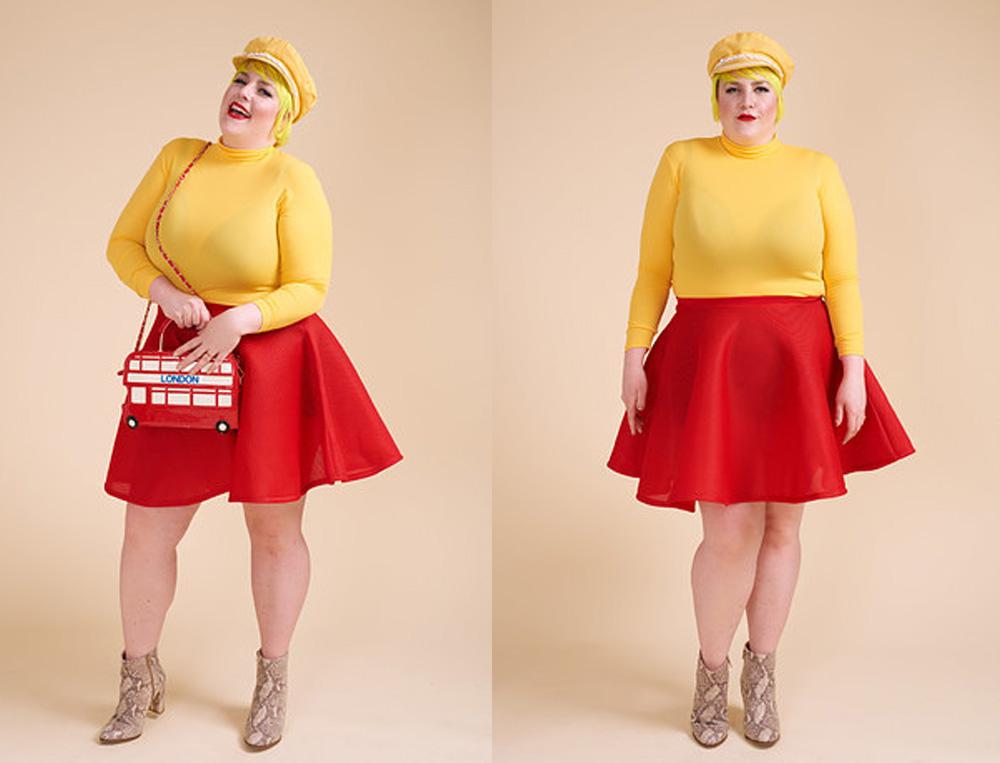 Biến hóa 10 phong cách khác nhau chỉ với 1 chiếc váy - 1