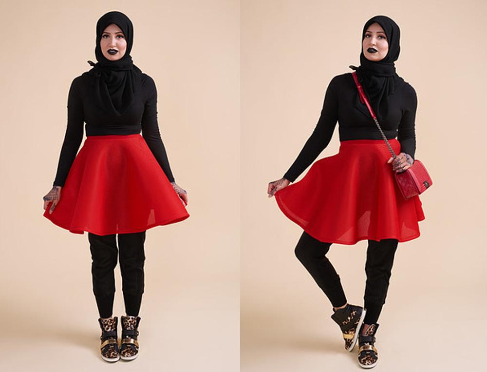 Biến hóa 10 phong cách khác nhau chỉ với 1 chiếc váy - 6