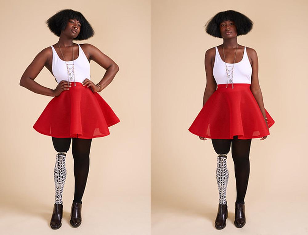 Biến hóa 10 phong cách khác nhau chỉ với 1 chiếc váy - 9