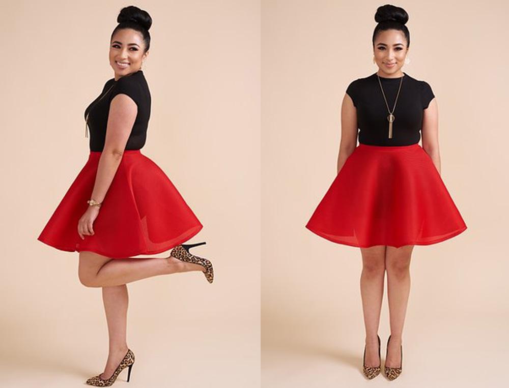 Biến hóa 10 phong cách khác nhau chỉ với 1 chiếc váy - 10
