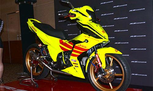 chi tiết honda rs150r độ racing boy ở malaysia - 1