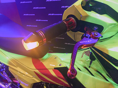 chi tiết honda rs150r độ racing boy ở malaysia - 2